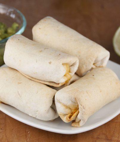 Chicken Fajita Dippers Recipe. Great for an appetizer.