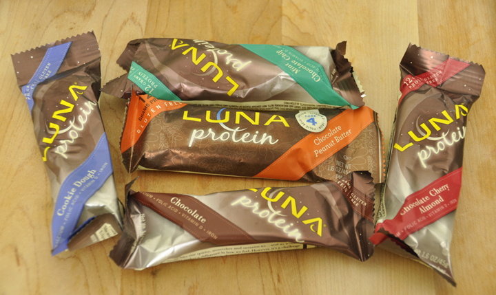 Luna Protein Bar Review