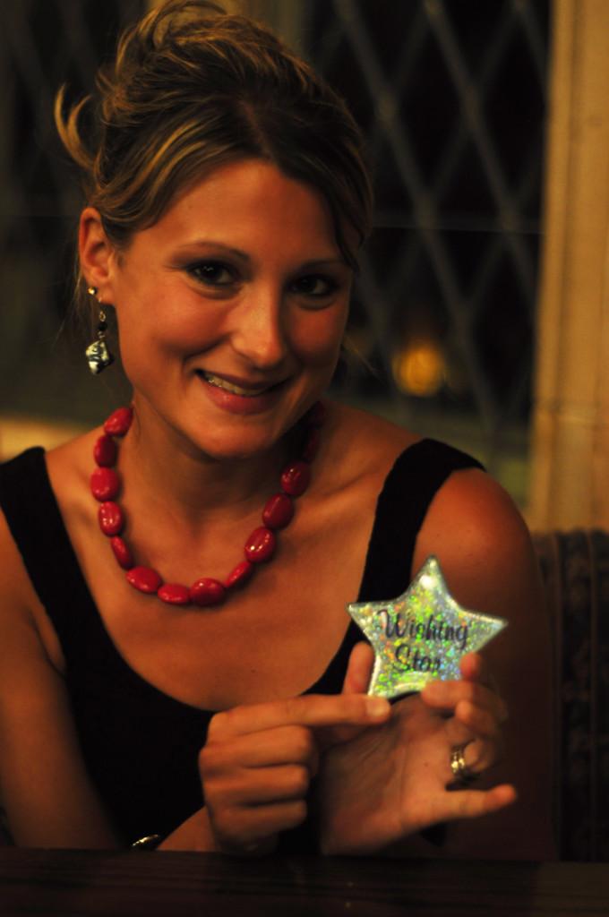 Souvenir wishing star at Cinderella's Royal Table, Magic Kingdom (Review)