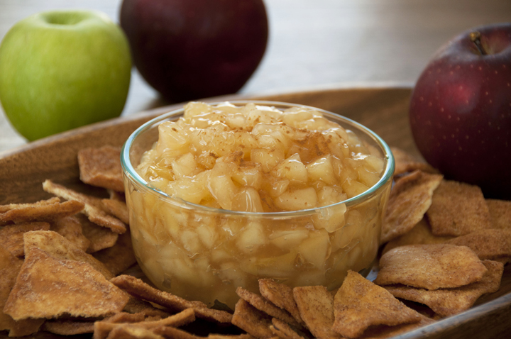 This fresh apple pie dip is perfect for dessert, an afternoon snack, tea parties, used as a pie filling or topping your favorite ice cream with!  Great for the holidays, Thanksgiving, or Christmas!