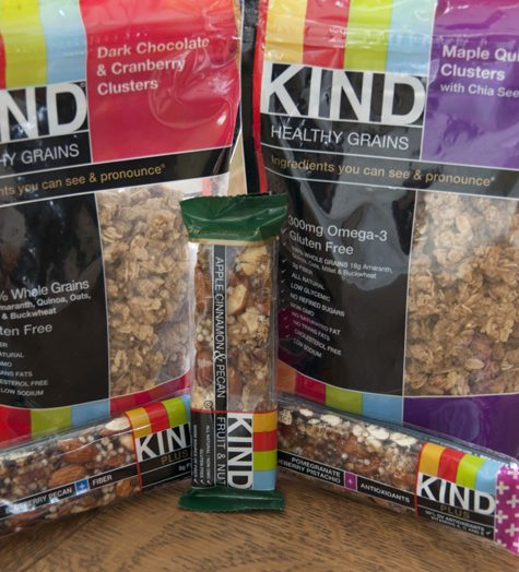 KIND Granola and Bars Review