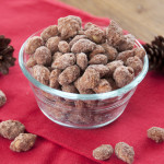 Cinnamon Vanilla Toasted Almonds