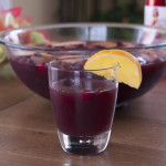 Cranberry Pomegranate Holiday Sangria + a GIVEAWAY!