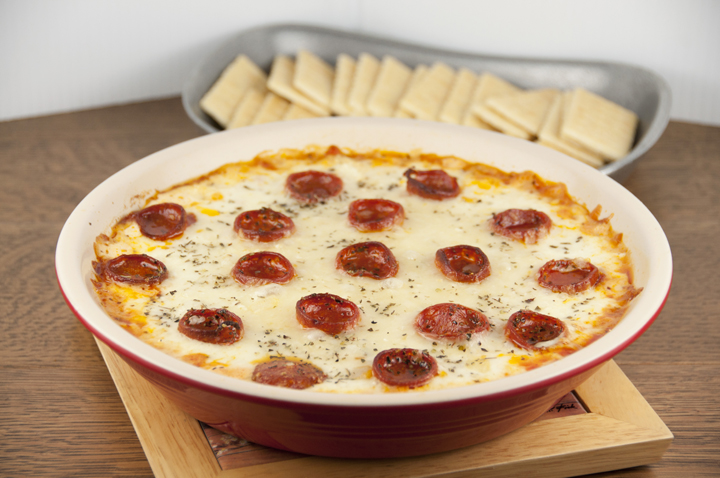 This pepperoni pizza dip recipe is simple to prepare and perfect for ...
