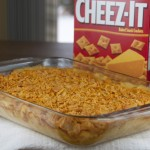 Cheez-it Macaroni and Cheese