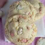 Frosted Animal Chunk Cookies Circus Animal Cookies Recipe with sugar cookies as the base