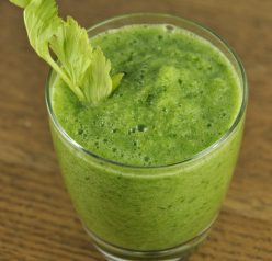 Green Juice in a Blender No Juicer Required Recipe. You don't need a juicer to juice vegetables. Just use a blender and strain.