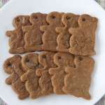 Groundhog Day Molasses Cookies
