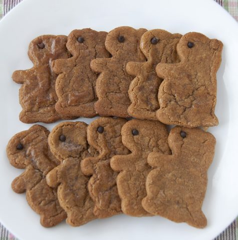 Groundhog Day Molasses Cookies Recipe for the Groundhog Day Holiday
