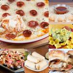 Super Bowl Roundup Appetizer Recipe Ideas 2014