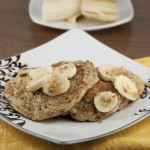 Banana Walnut Pancakes + a GIVEAWAY! (winner announced)