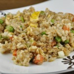 Chinese Fried Rice with Chicken