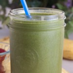 Dairy-Free Green Smoothie