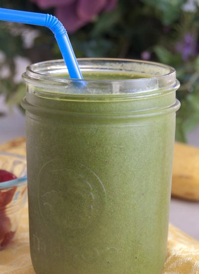 Green Smoothie Recipe (Dairy Free)