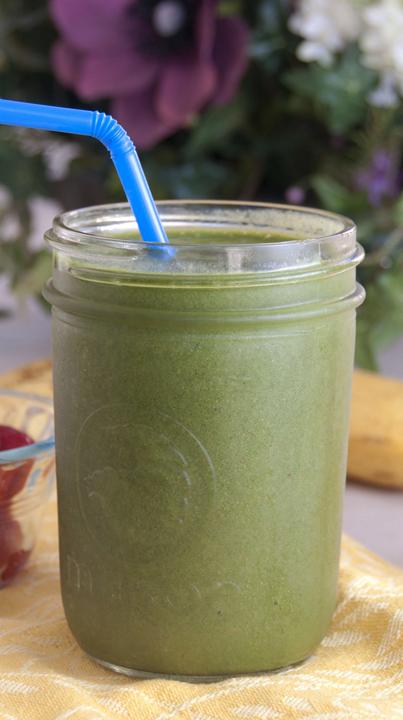 Green Smoothie Recipe (Dairy Free)