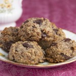 Gluten Free Almond Chocolate Chip Cookies