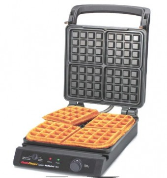 4 square waffle maker for Mother's day gift.