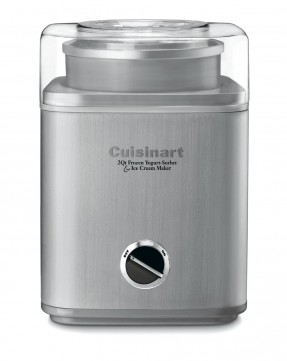 Cuisinart Ice Cream Maker for Mother's Day gift.