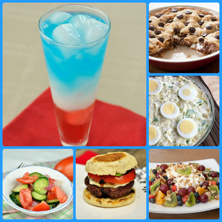 Memorial day recipe ideas wishes and dishes memorial day recipe ideas forumfinder Gallery