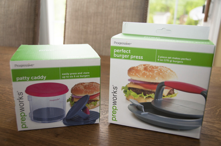 Progressive International Burger Press Giveaway