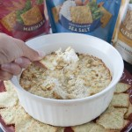 Baked Cheesy Vidalia Onion Dip
