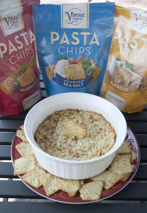 Baked Vidalia Onion Dip is a cheesy dip that you will love so much you'll have a hard time tearing yourself away from the appetizer table.