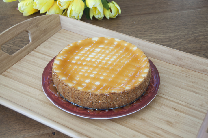 This recipe for decadent Caramel Macchiato Cheesecake is a treat you don't want to miss! A caramel macchiato drink turned into the best cheesecake ever.