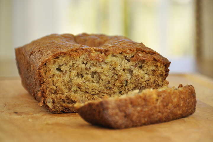 Banana bread is kicked up a notch with this recipe that includes pineapple and orange to give it a great tropical summer flavor. This banana bread is sure to be a hit for breakfast, brunch or dessert.