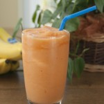 Carrot Banana Pineapple Smoothie