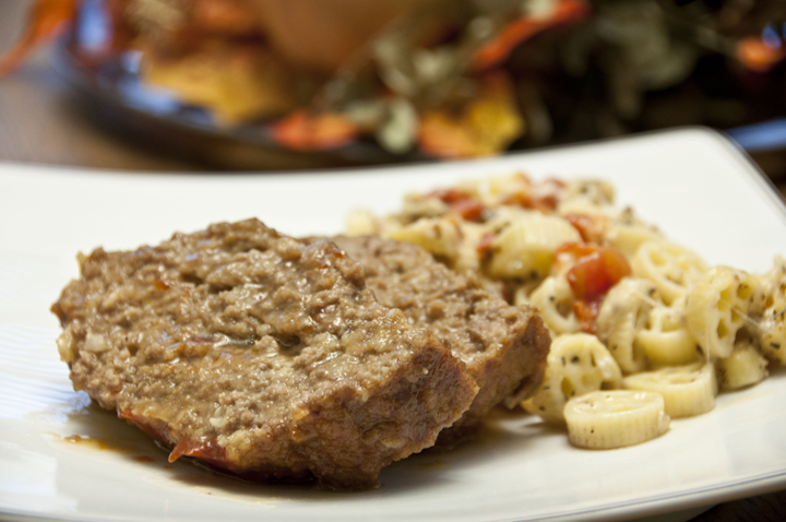 This is the best brown sugar meatloaf glazed with brown sugar and ...