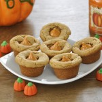 Pumpkin Spice Cookie Cups