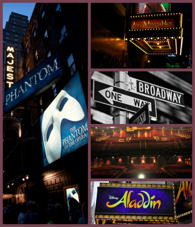 My reviews on the Broadway shows: Aladdin, Phantom of the Opera, Les Miserables, Rock of Ages. If you're ever wondering Where to Eat and What to do in New York City when you're traveling, you've come to the right place. I'll tell you all my favorite restaurants in NYC and the best things to do with your family while in the city.
