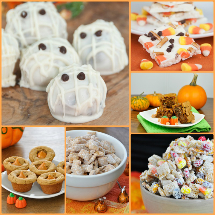 Don't know what to make for Halloween dessert? BOOOO to that! This is a collection of my favorite fall treats that are foolproof and perfect Halloween dessert recipe ideas.