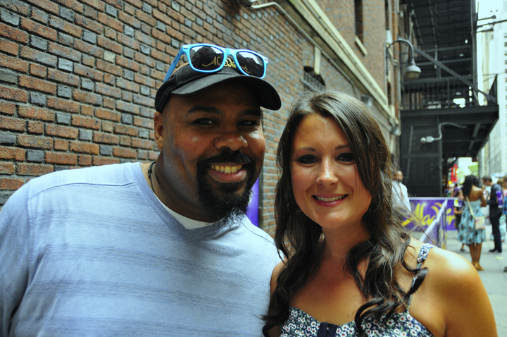 James Monroe Iglehart, Aladdin Genie, Broadway Review