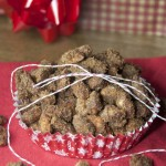 Slow Cooker Cinnamon Sugar Almonds