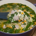 The Best Italian Wedding Soup