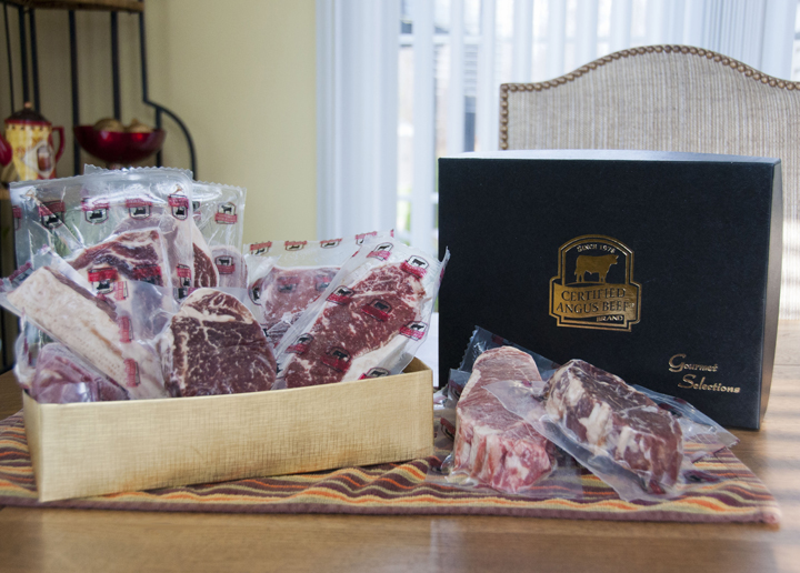 Certified Angus Beef Gourmet Meat Giveaway