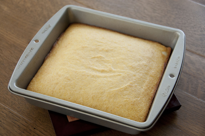 Fleischmann's Simply Bread Corn Bread Mix for the holidays.