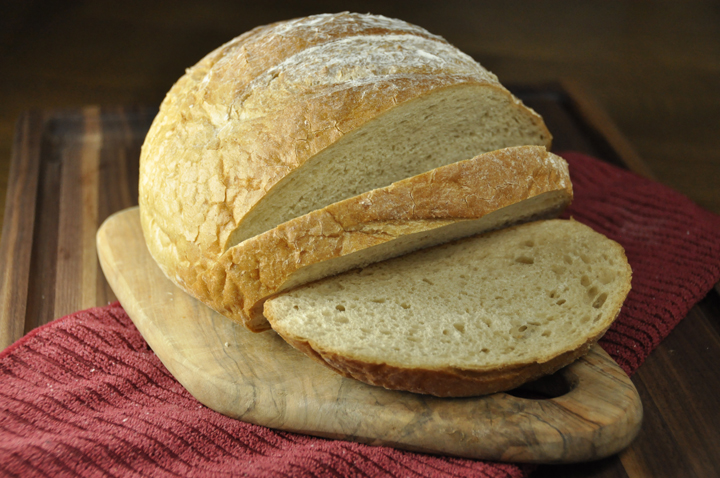 A recipe for easy, New York Artisan Rye Bread - perfect for your holiday table or your favorite sandwich.