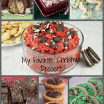 My Top 12 Favorite Christmas Desserts