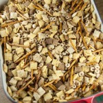 My Aunts' Famous Chex Party Mix
