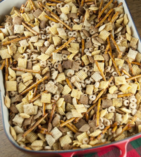 This Chex Party Mix recipe will be the perfect snack for any occasion, from game-day parties or picnic, to holidays get-togethers. This makes enough to feed a big crowd!