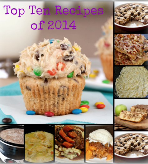 I did some research and gathered the most popular and best recipes on Wishes and Dishes from the year 2014! These are the recipes that gained the most views, comments and pins throughout the year.