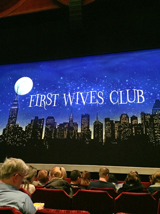 First Wives Club Broadway Musical, Chicago Illinois.