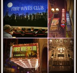 Broadway First Wives Club Musical Review, Chicago.