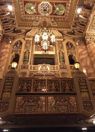 Oriental Theater, Chicago.