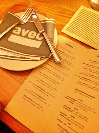 Review for Avec restaurant in Chicago, Illinois