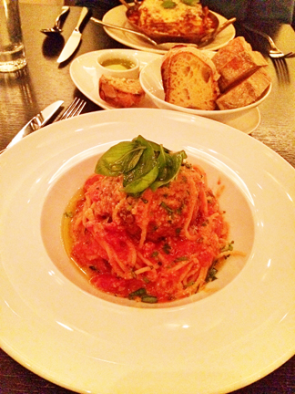 Review on RPM Italian restaurant, Chicago