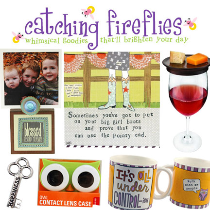 Catching Fireflies Unique Gift Ideas Website