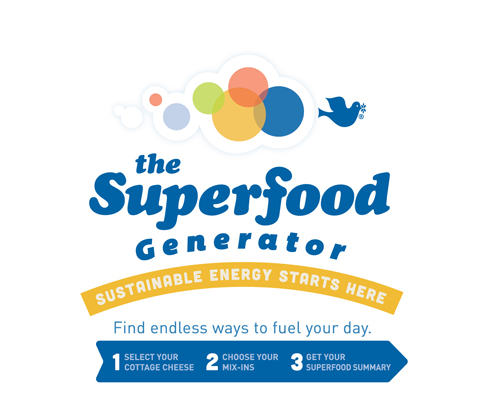 Friendship Dairies Superfood Generator